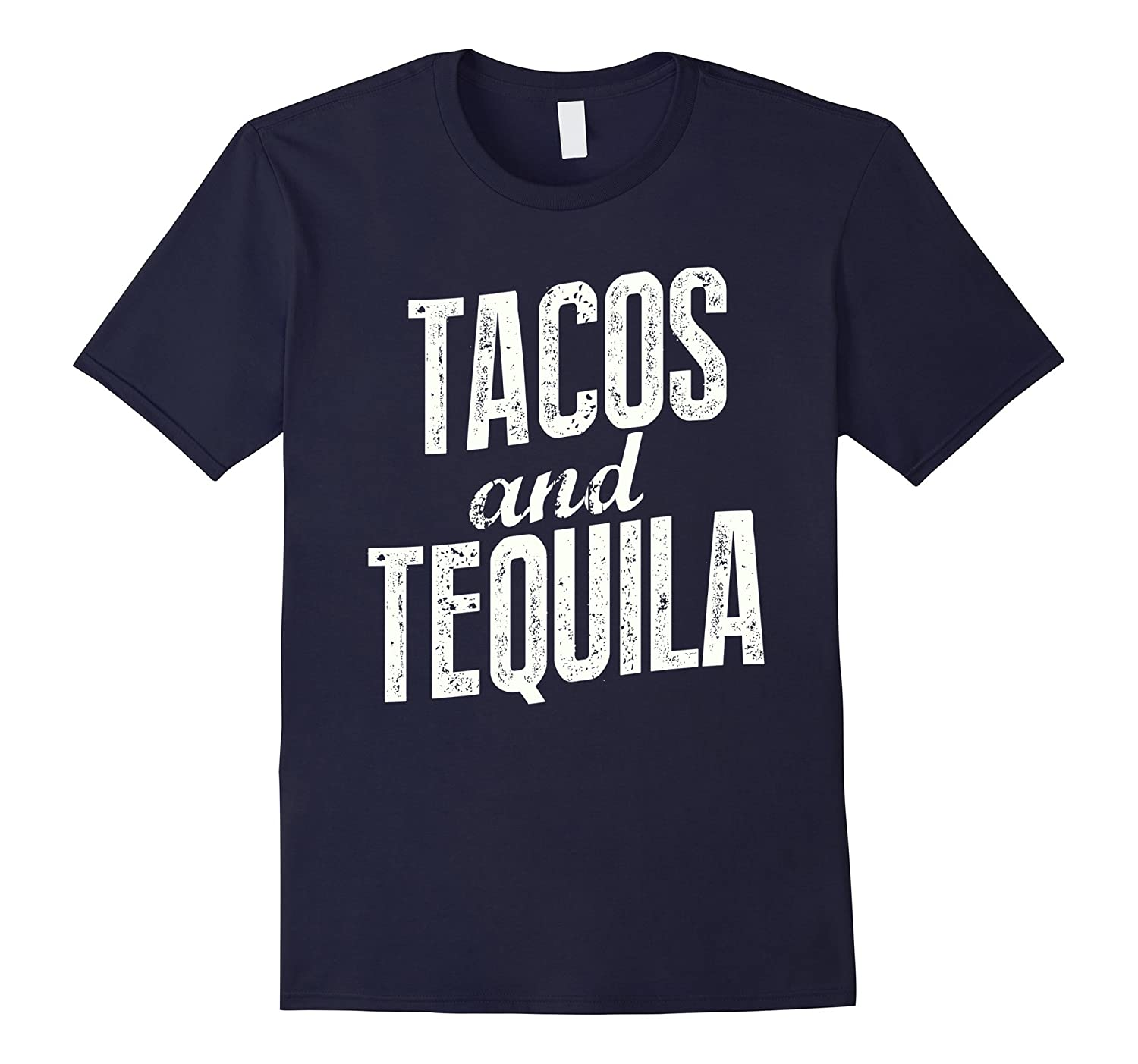 Tacos and Tequila Shirt-CD