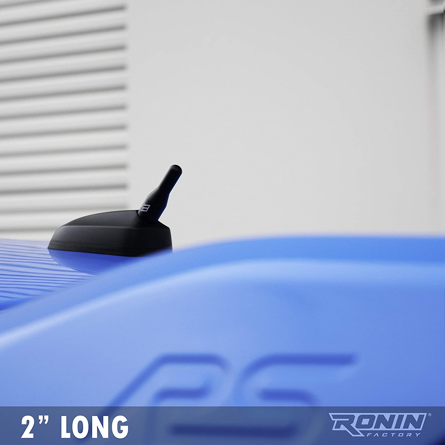 Ronin Factory Stubby Antenna for Ford Focus RS /& ST 2008 with Anti-Theft Design 4 Inch