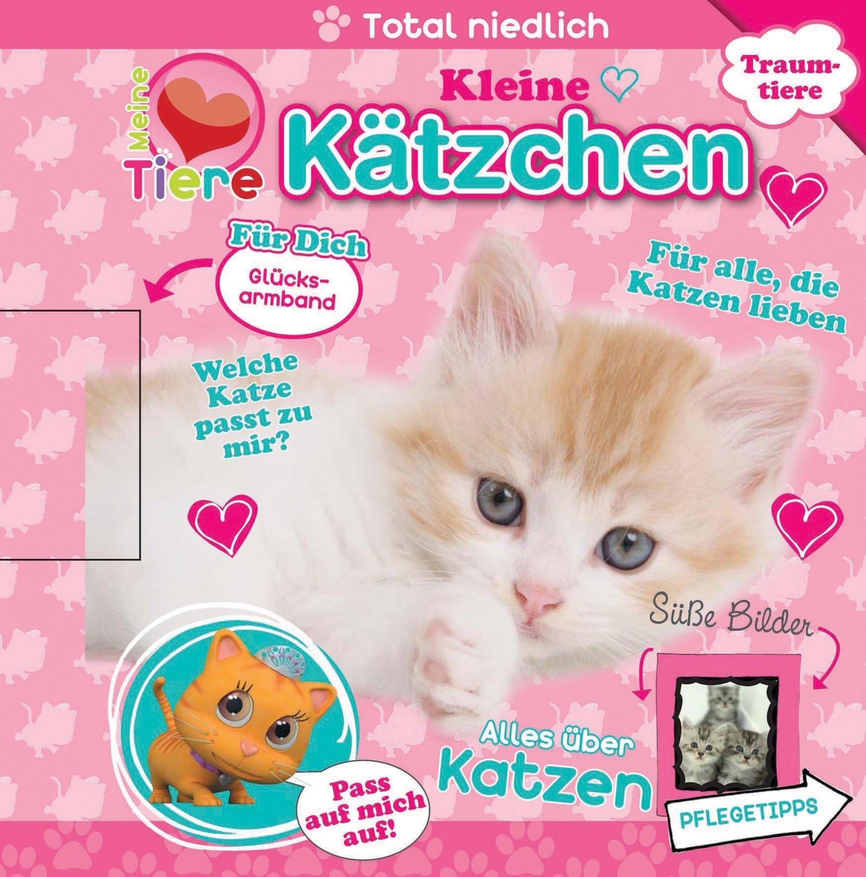 Traumtiere: Kätzchen: Für alle, die Katzen lieben