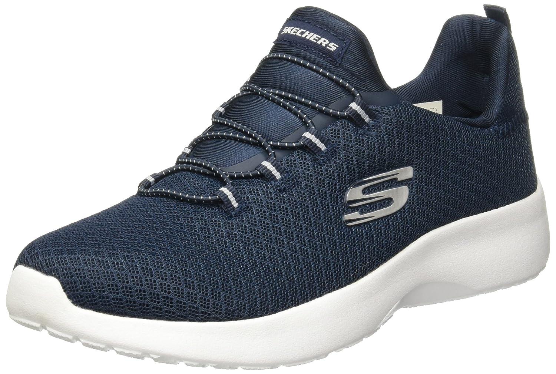 Navy Skechers Women's Dynamight Sneakers