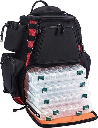 Piscifun Ergonomic Adjustable Fishing Backpack