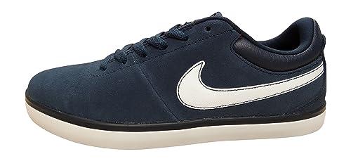 Nike Rabona LR, Zapatillas de Skateboarding para Hombre, Negro/Blanco (Obsidian White