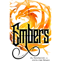 Embers: (Scales 'N' Spells) (English Edition)