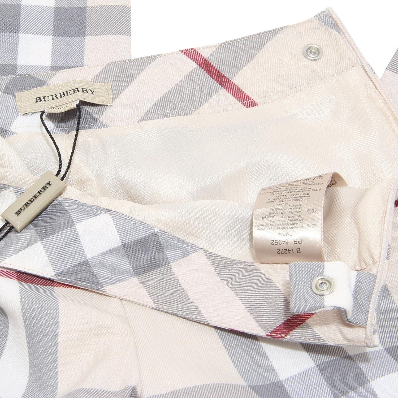 Burberry 5774M Pantaloni Bimba Check Kids Children Pants Trousers [7 Years]: Amazon.es: Ropa y accesorios