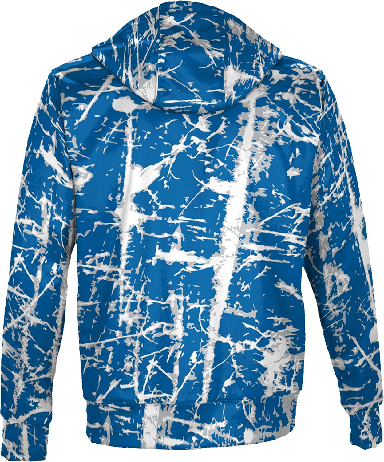 Distressed ProSphere Middle Tennessee State University Boys Fullzip Hoodie