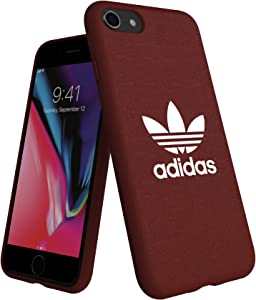 adidas Originals Moulded Case Compatible with iPhone 6/6S/7/8 - Red
