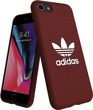 coque rouge bordeaux iphone 7