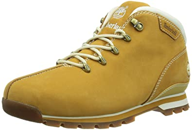 Timberland Split rock 85091, Boots homme, Jaune (Yellow), 50 EU (