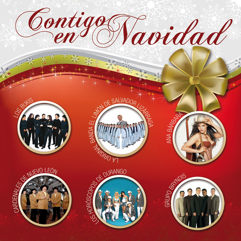 CD : Contigo En Navidad - Contigo En Navidad /  Various (CD)