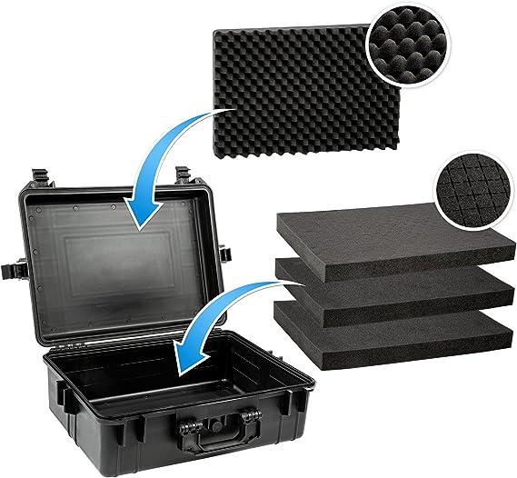 LOUNGECASE ABS CASEBB 48x41x22cmFoto Koffer Kamera Angel wasserdicht IP67