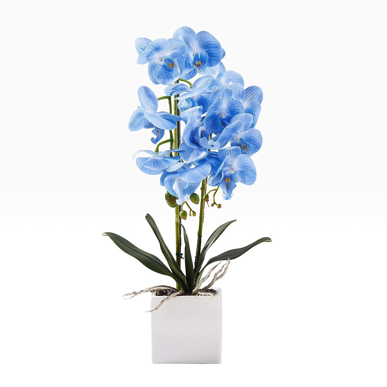 Bloom Ikebana Arrangement Centrepiece Artificial Table Living Room Decorative Element
