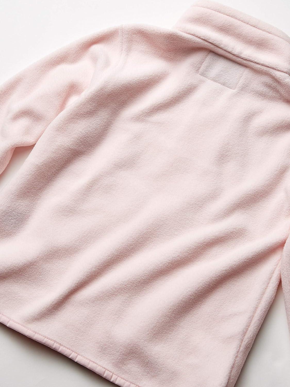 Essentials Girls Zip-up Fleece Jacket
