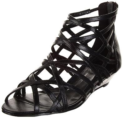 Amazon com gabriella rocha women s yannucci black leather 9 b us