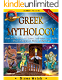 GREEK MYTHOLOGY: Greek Gods Of Ancient Greece And Other Greek Myths - Discovering Greek History & Mythology - 3rd Edition - With Pics (Greece, Greek, Egyptian ... Greek History, Mythology, Myths Book 1)
