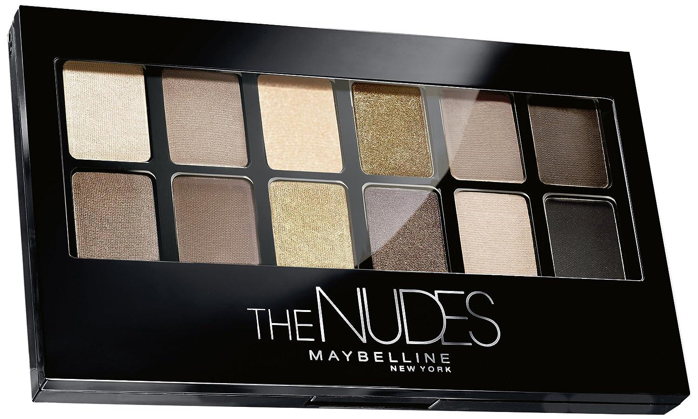 Sombras The Nudes Palette 01 de Maybelline por solo 9,95€