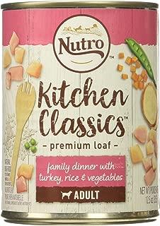product image for Nutro 50411567 Tender Turkey & Rice Recipe Can Senior Dog Food, 12 Ea/12.5Oz