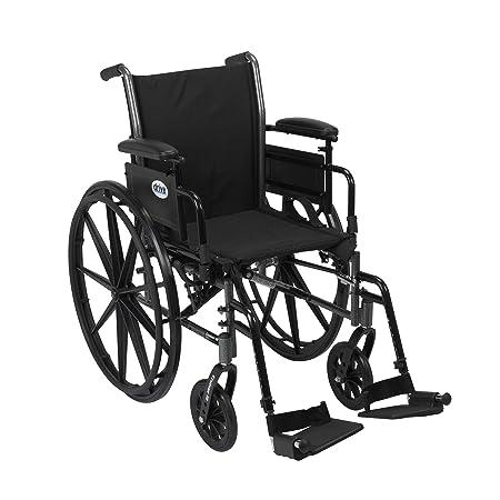 Amazon Com Drive Medical Cruiser Iii Light Weight Wheelchair With