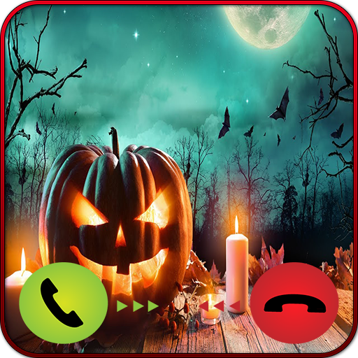 Live Video Calling From Halloween -