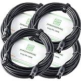 Pronomic Cable de micrófono XFXM-10 XLR 10 m (4 cables)