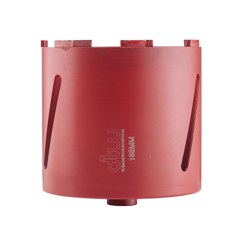 DTW Dry Diamond Core Drill Bit Plumbers /& Builders Premium Segment Hole Cutter 32mm x 150mm
