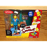 the simpsons world of springfield: sringfield elementary interactive environment