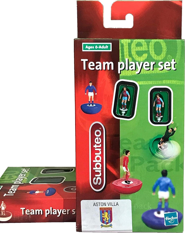 Subbuteo Aston Villa - Juego de Jugadores: Amazon.es: Juguetes y ...