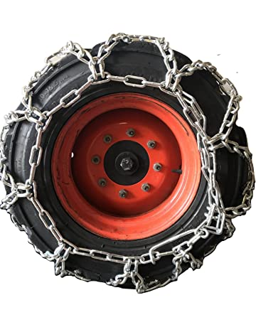 11.2 24 Double Ring Nuway Tractor Tire Chains TireChain.com 11.2-24