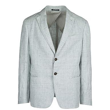 837161ff50d1 Emporio Armani Veste Homme Grigio 50 EU  Amazon.fr  Vêtements et accessoires