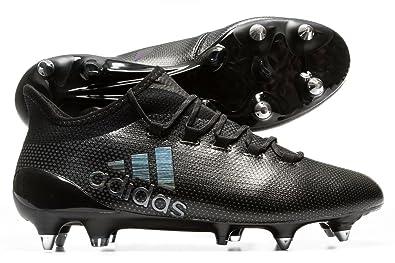 adidas X 17.1 SG Football Boots - Core Black/Core Black/Utility Black -
