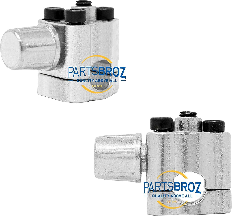 GPV38 GPV56 Replaces AP4502525 GPV31 BPV31D GPV14 BPV31 // TJ90BPV31 Bullet Piercing Valve 20-Pack by PartsBroz BPV31 Compatible with Whirlpool Washers MPV31