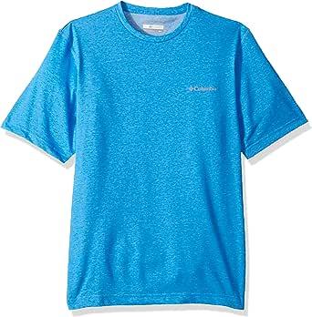 Columbia Mens Thistletown ParkTM Crew Short Sleeve Shirt