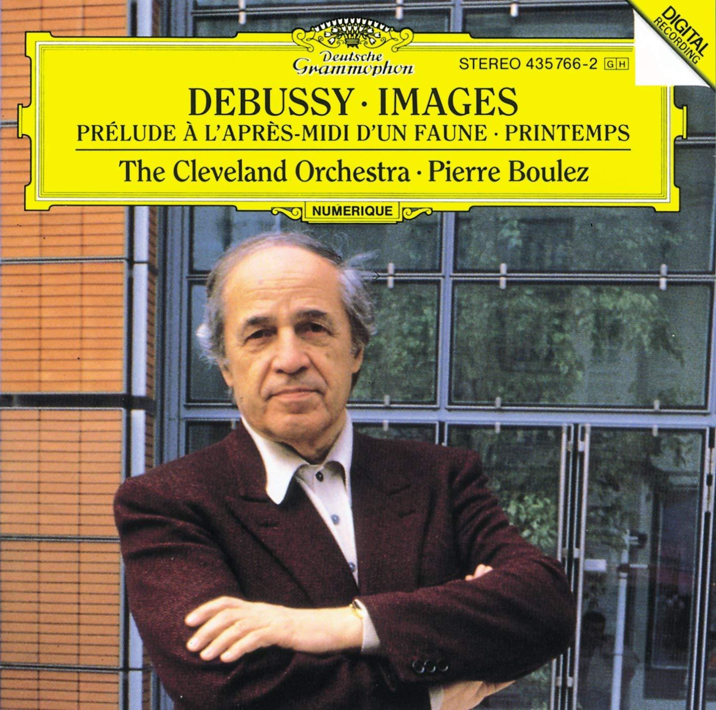 Debussy: Images / Prélude à l'après-midi d'un faune / Printemps by Deutsche Grammophon