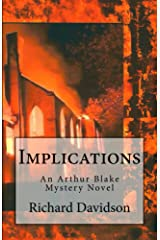 Implications: An Arthur Blake Mystery Novel (Imp Mysteries Book 1) Kindle Edition