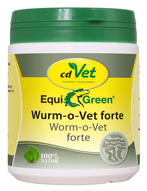 cdVet EquiGreen Worm-O-Vet Forte Horse, 300 g cdVet Naturprodukte Germany 2058