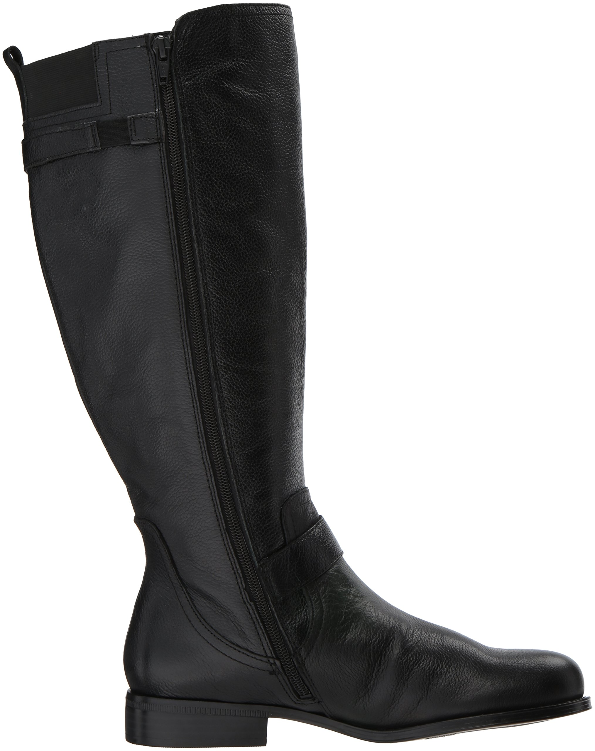 Naturalizer Women's Jenelle Wc Riding Boot, Black, 7.5 M US by Naturalizer (Image #7)