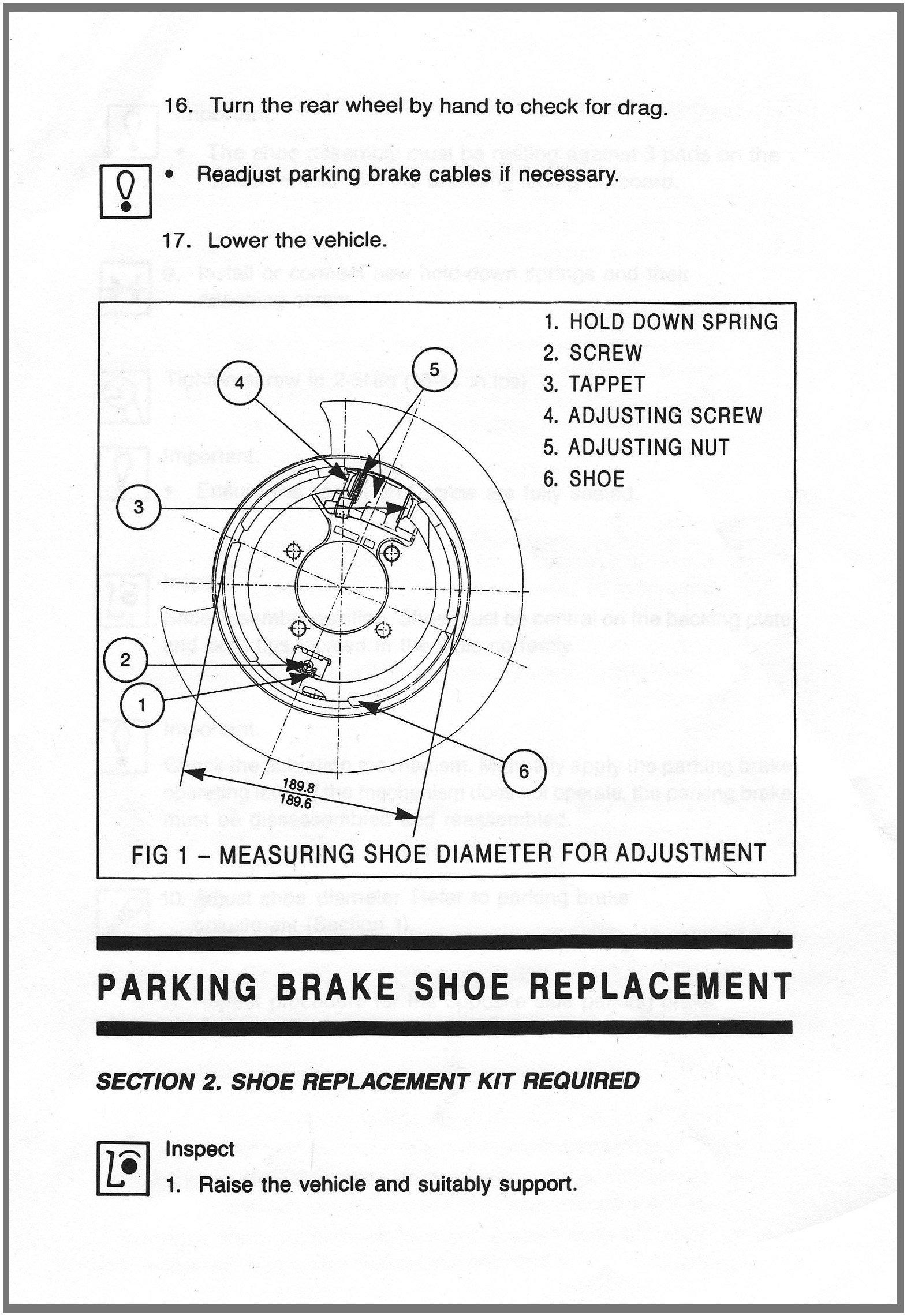 Raybestos 784PG Professional Grade Parking Brake Shoe Set - Drum in Hat by Raybestos (Image #1)