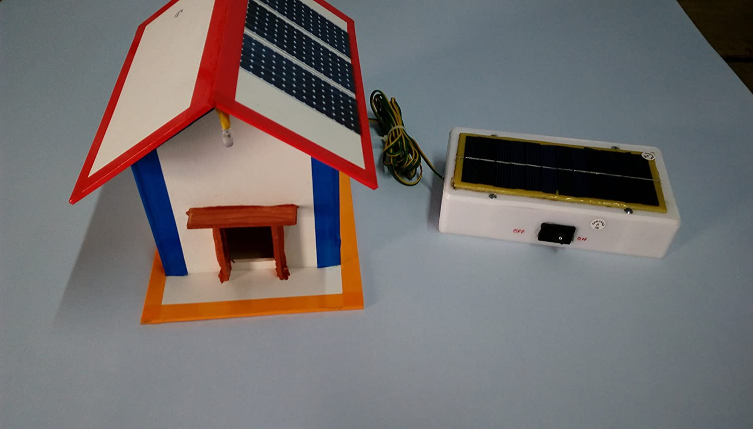 Buy Solar House Modelproject Online At Low Prices In India