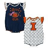 NCAA by Outerstuff NCAA Illinois Illini Newborn
