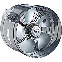 250mm Ventilador Industrial Tubo Canal Extractor Ventilación Ventiladores