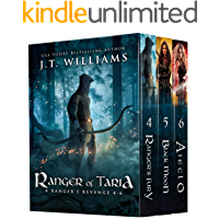 Ranger of Taria: A Ranger's Revenge (A Tale of the Dwemhar Trilogy) (Stormborn Saga Series Boxset Book 2)