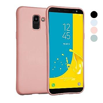 smartect Funda de Silicona para Samsung Galaxy J6 2018: Amazon.es ...