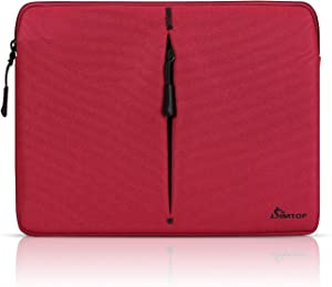 SIMTOP 10.5 Inch Tablet Sleeve Case Bag Compatible with 11