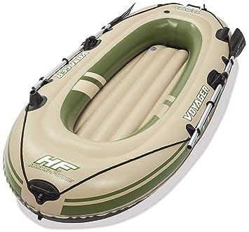 Bestway Voyager 300 Barca Hinchable para 2 persona, 2 remos: Amazon.es: Juguetes y juegos