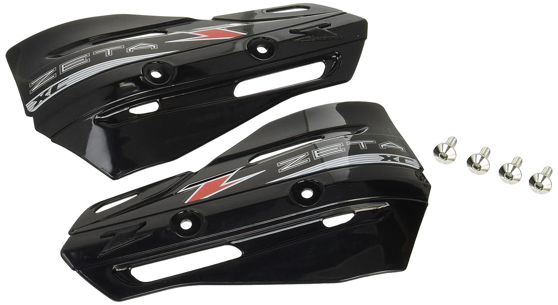 Zeta XC Protector BLACK Hand Shields (Pair) for Armor Handguards ZE72-3106