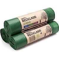 Relevo vuilniszakken, 50 L, Celeste Y Blanco, 30