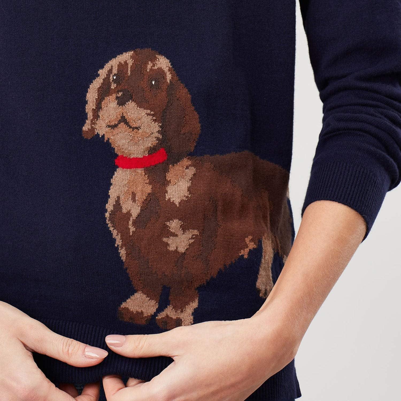 Joules Womens Miranda Pullover Sweater