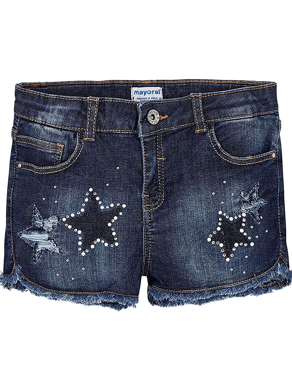 Mayoral Dark 6208 Shorts for Girls