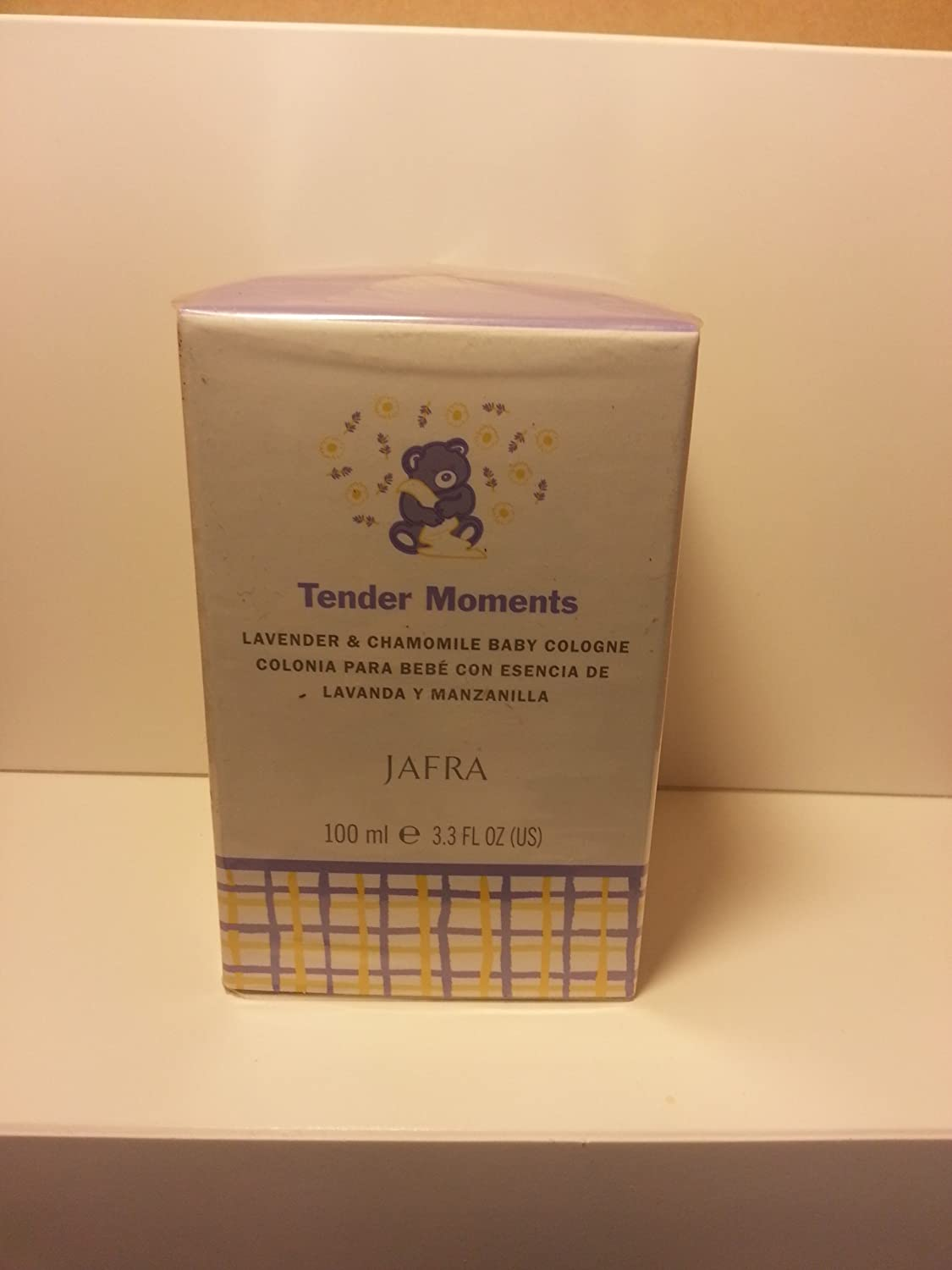 Jafra Tender Moments Lavender & Chamomile Baby Cologne 3.3 fl. oz. by Jafra Jubujub