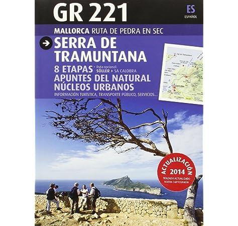 GR 221 Serra de Tramuntana (Español): Amazon.es: Vv.Aa, Vv.Aa ...