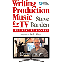 Writing Production Music for TV: The Road to Success book cover